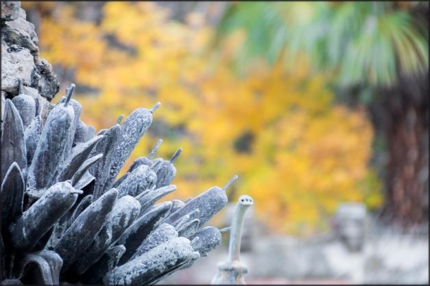 Tres colores otoño